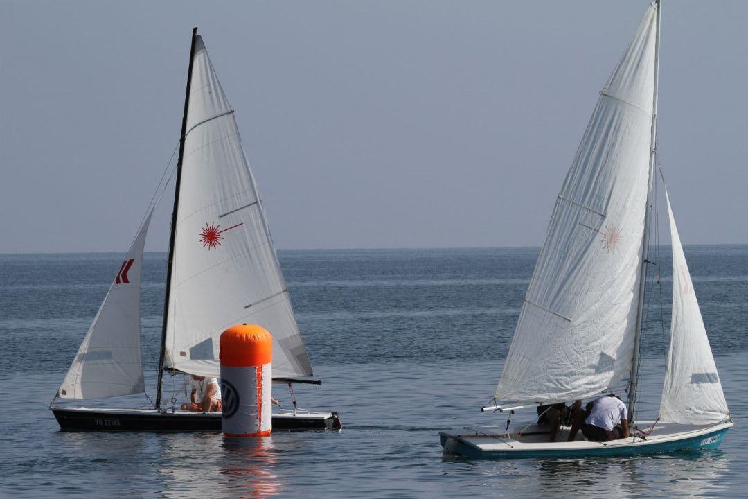 Saint-Prex sur les Quais Initiation sports nautiques Amicale de voile du Coulet 4